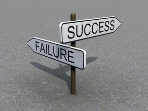 Crossroad of Failure or Success