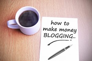 Blogging Income
