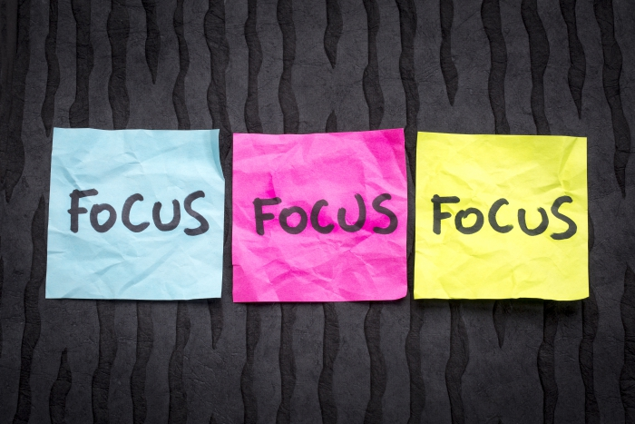 Why and How You Must Stay Focused